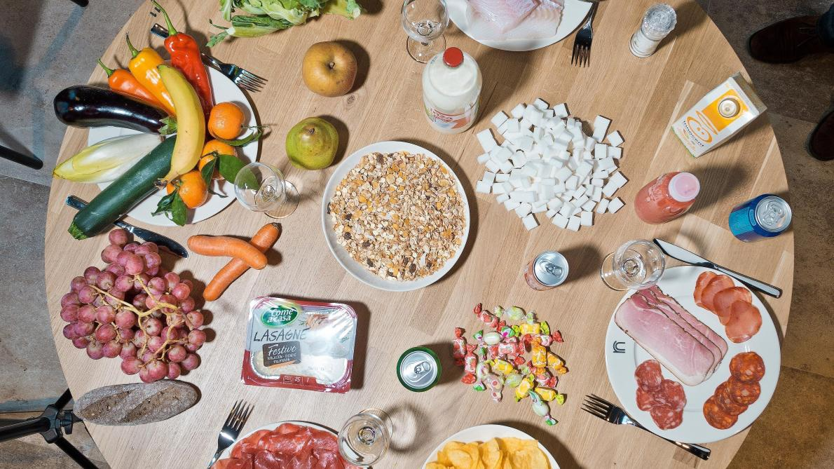 Des insectes, du porc et du bœuf cachés dans nos aliments!