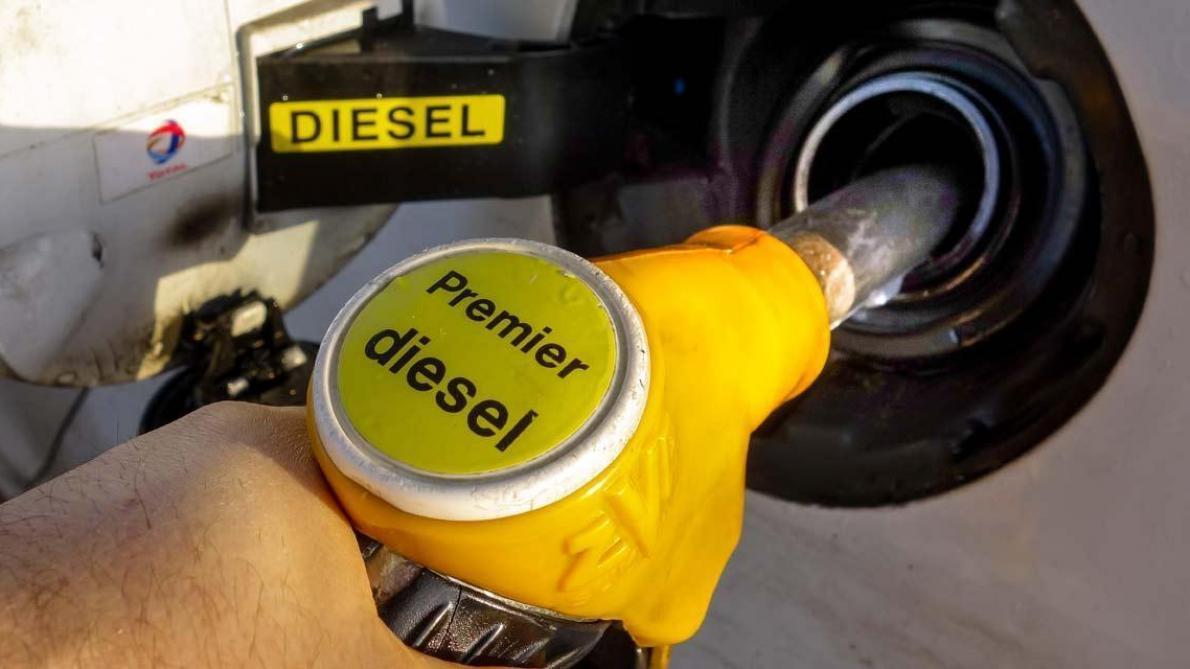 cb3091d001c2a1 Le prix du diesel va baisser ce vendredi - Le Soir