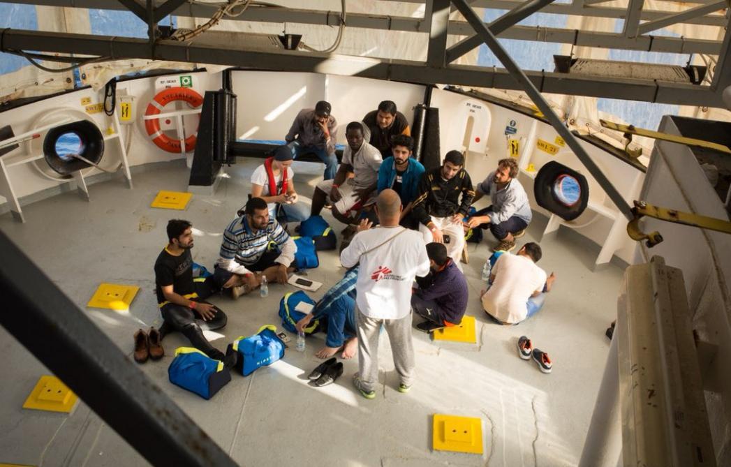 Aquarius : la France accueillera 18 des 58 migrants