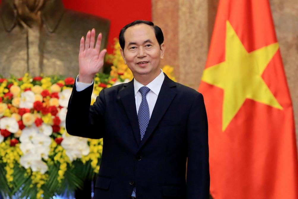 Vietnam : mort du président Tran Dai Quang à 61 ans