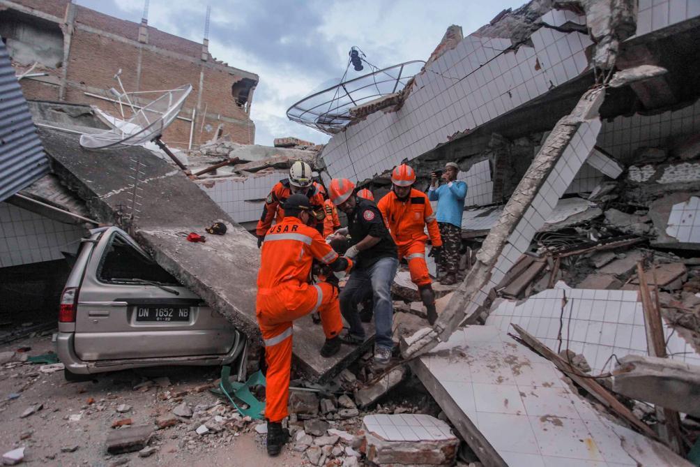 191.000 personnes ont besoin d'une aide humanitaire urgente — Indonésie