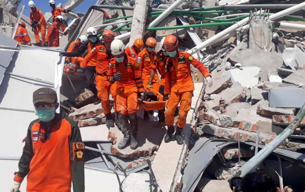 De nouveaux séismes après la catastrophe — Indonésie