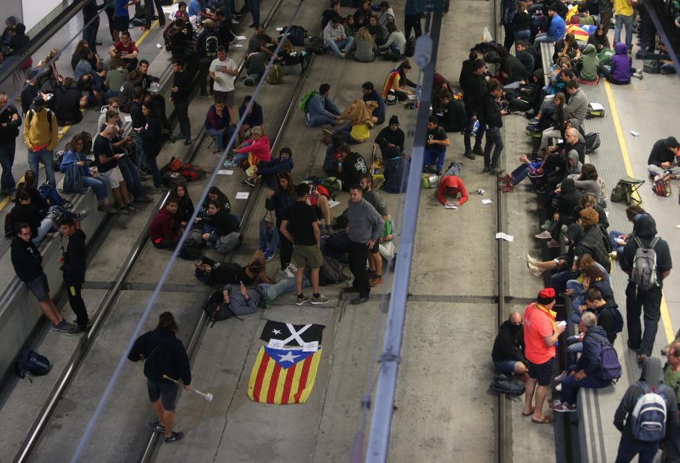 Vives tensions au sein du camp indépendantiste | Europe — Catalogne