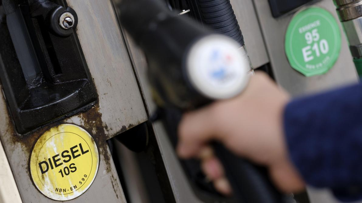 419fc13188d74f Le prix du diesel à un niveau record - Le Soir