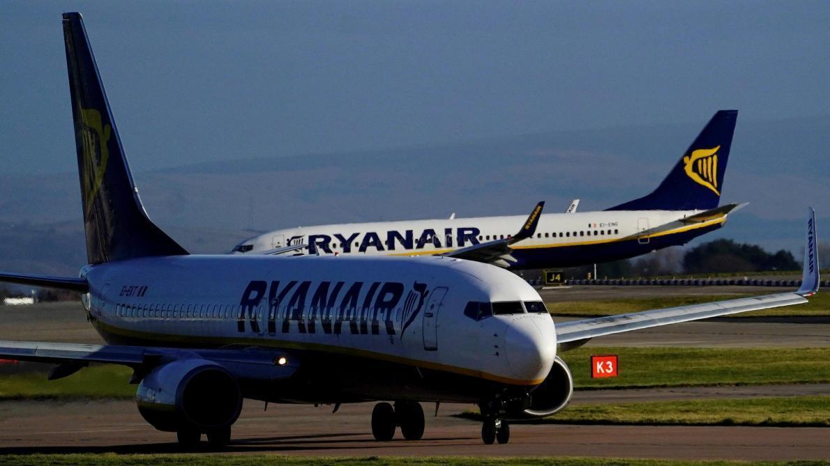 Les pilotes irlandais de Ryanair votent la grève — Ryanair