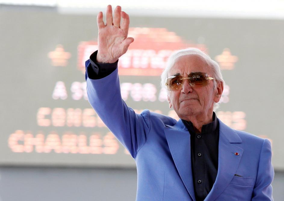 Dernier adieu à Charles Aznavour dans l'intimité à l'église arménienne de Paris