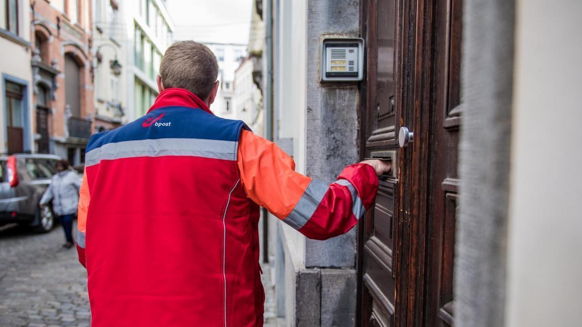 Bruxelles arrêt de travail spontané au bureau bpost d anderlecht