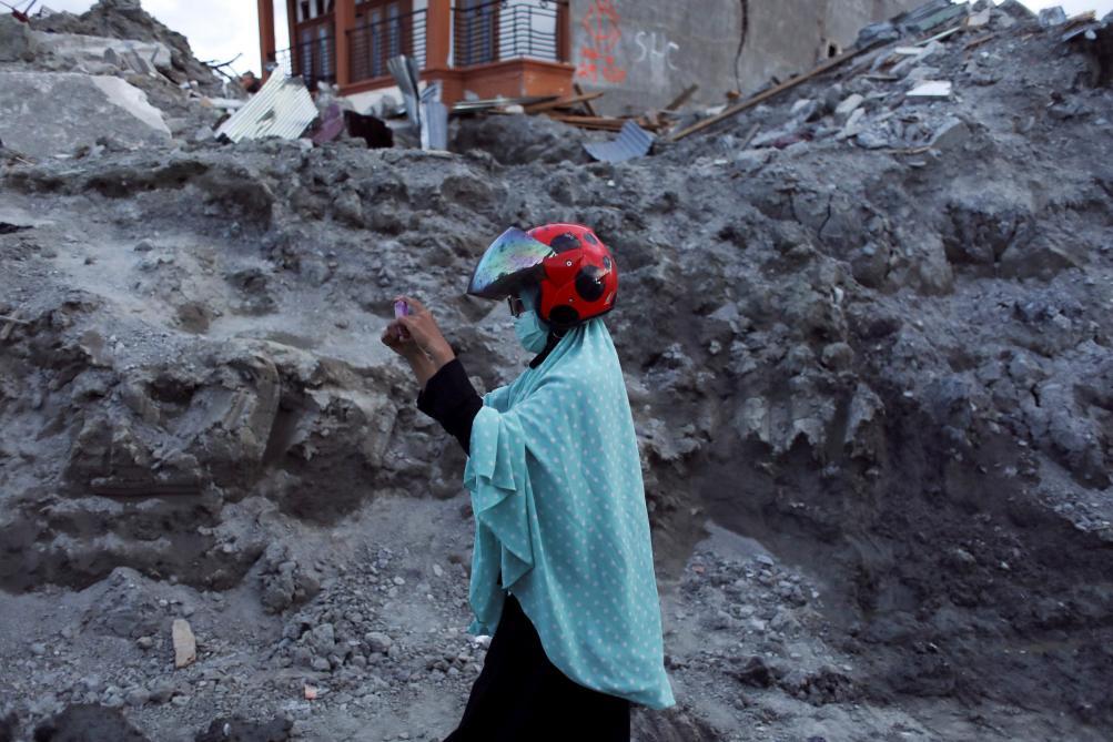 Le bilan du séisme dépasse à présent les 2.000 morts — Indonésie