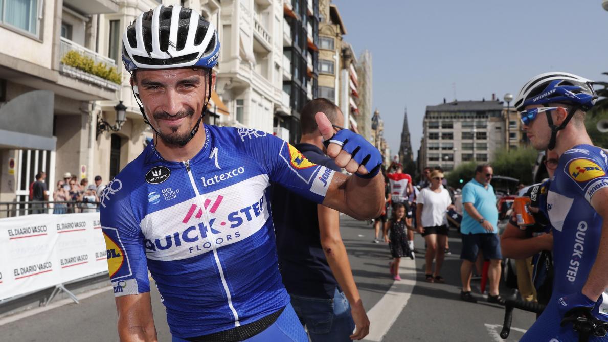 Alaphilippe renonce au Tour de Lombardie - Fil Info - Cyclisme