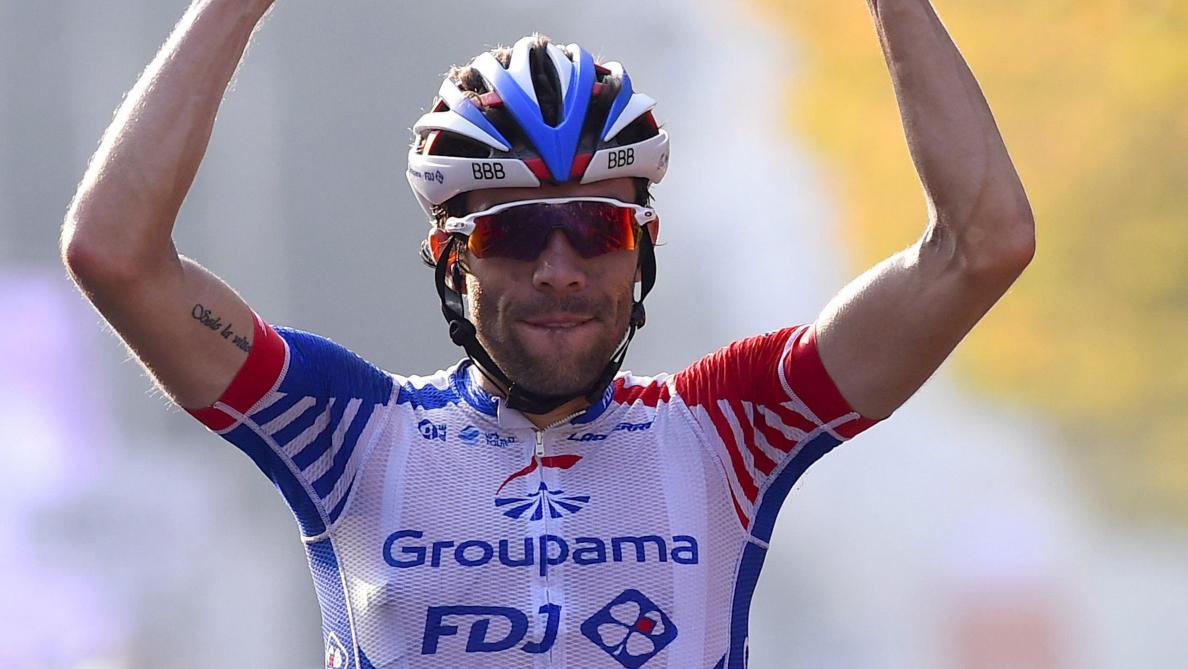 Tour de Lombardie - Thibaut Pinot : Un beau duel avec Nibali
