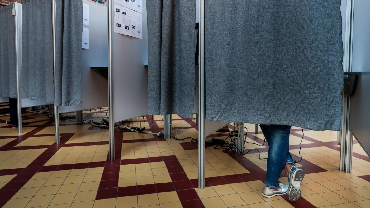 Les bruxellois votent massivementu2026 sauf à saint josse le soir plus
