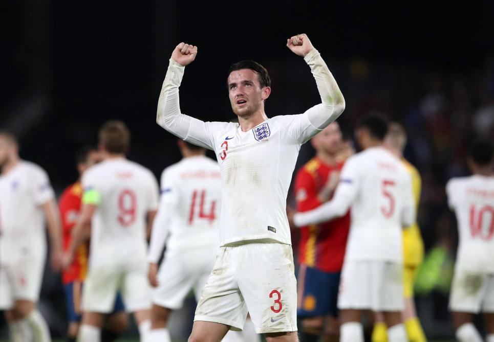La Ligue Des Nations En Videos L Angleterre Assomme L Espagne 2 3
