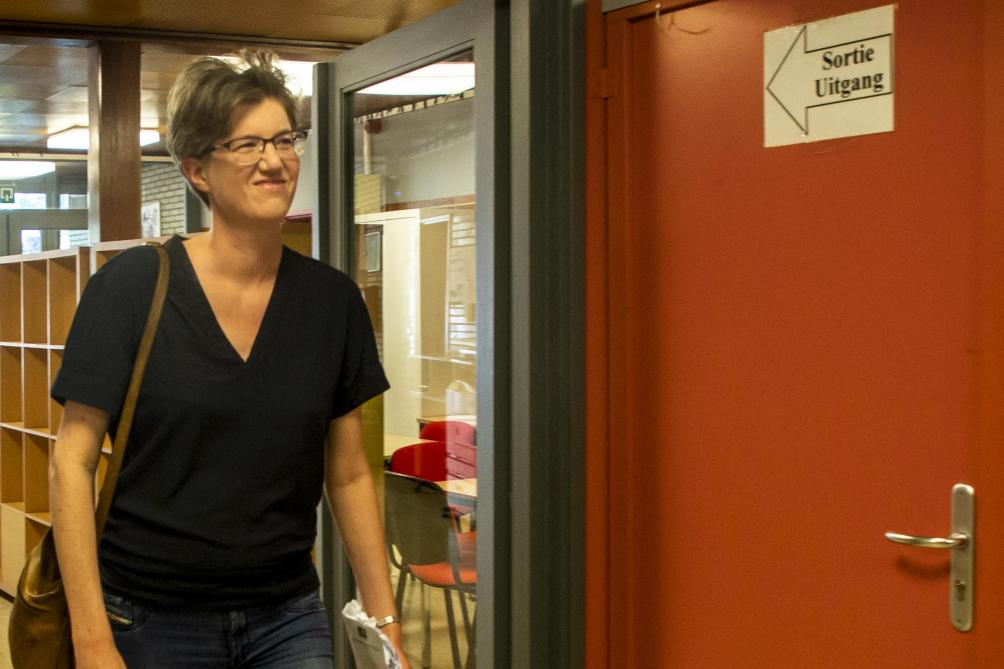 Catherine Moureaux ne veut plus le Plan Canalà Molenbeek : «Nous avons besoin de plus d'humanité»