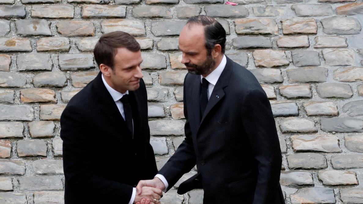 Le gouvernement Philippe III a été annoncé par Politis.fr et AFP