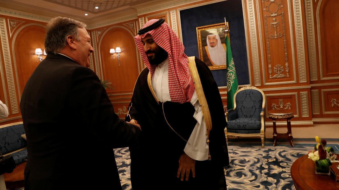 Affaire Khashoggi Les Etats Unis Souhaitent Donner Quelques Jours De Plus A L Arabie Saoudite Le Soir
