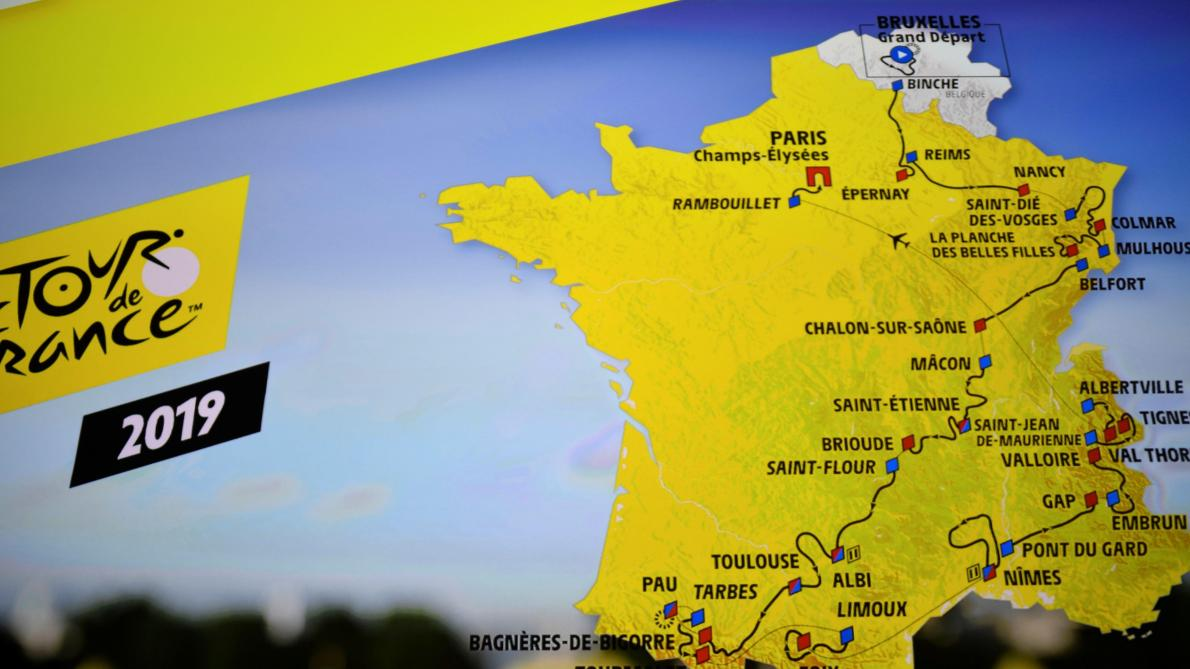 Le Tour de France passera par Gap et Embrun en 2019 — Cyclisme