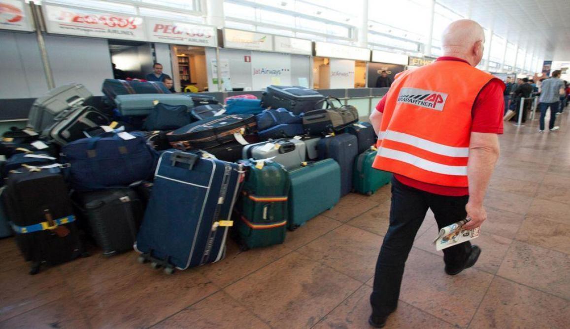 La grève des bagagistes en quelques chiffres