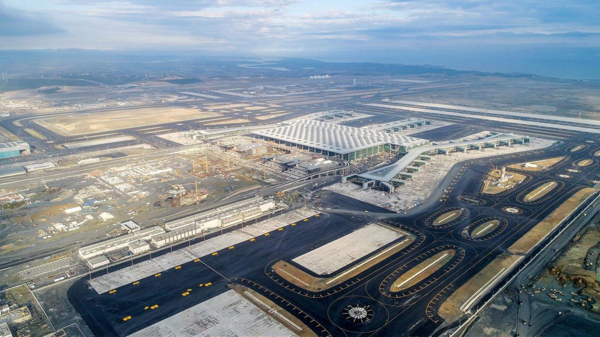 VIDÉO. Erdogan inaugure à Istanbul un aéroport aux dimensions pharaoniques