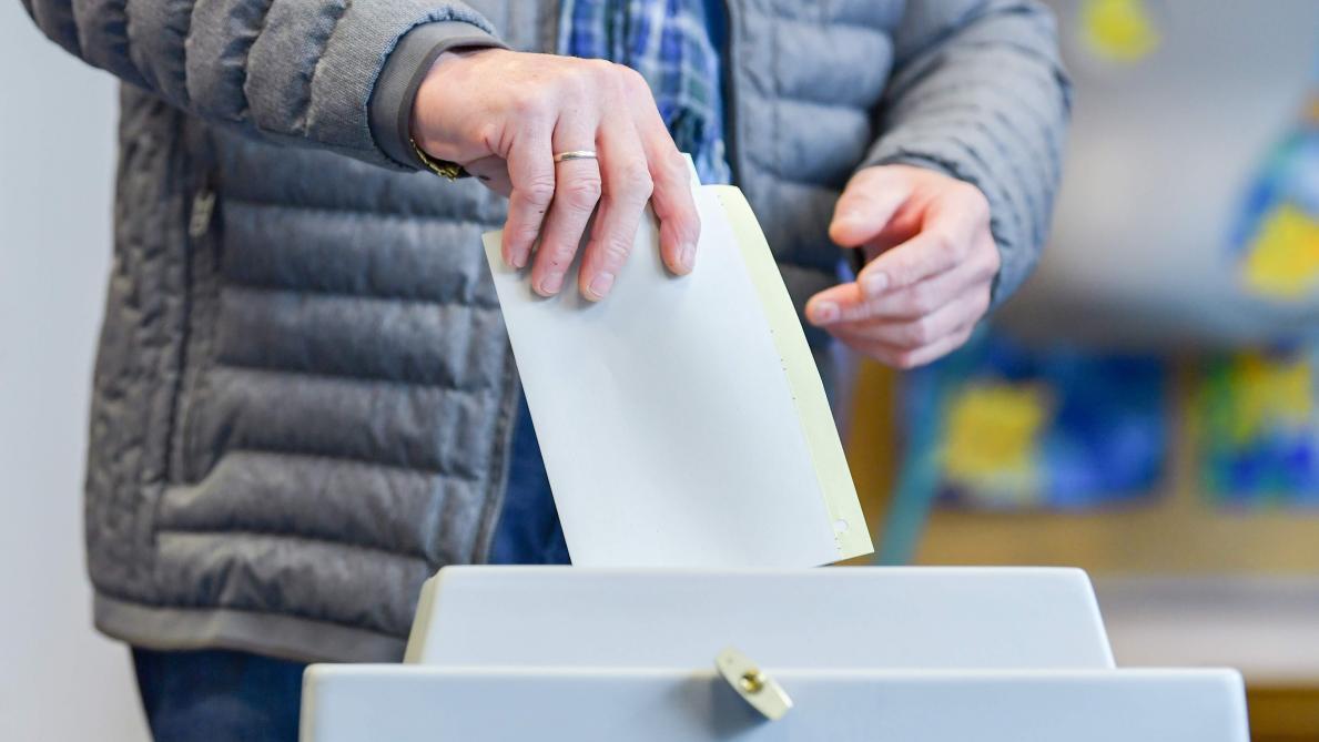 2b868cf15e4 Elections en Allemagne   fort recul pour le parti de Merkel