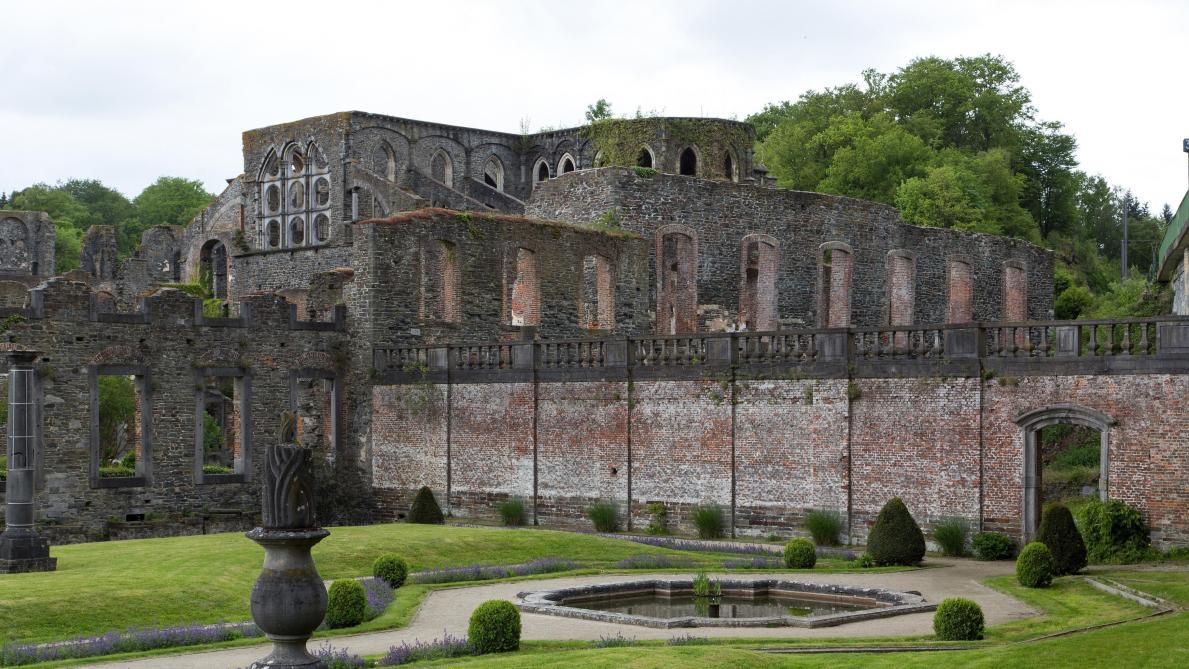 Abbaye de Villers-La-Ville. ©BELGAIMAGE