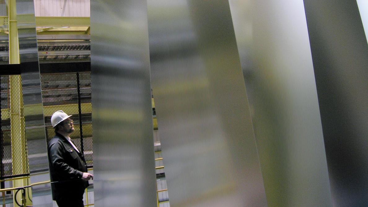 Liberty House reprend les usines liégeoises d'ArcelorMittal