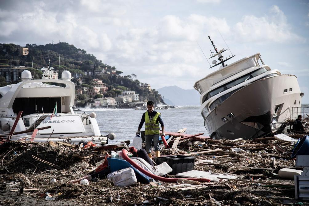 Violentes tempêtes en Italie : le bilan passe à 20 morts