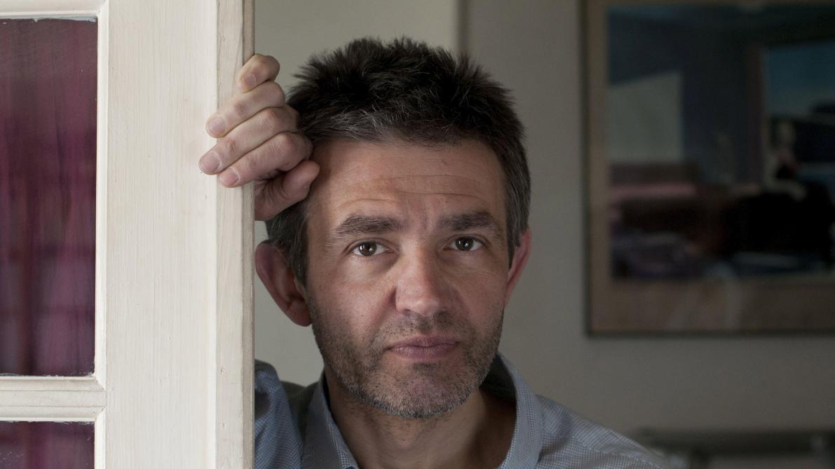 Philippe Lançon, lauréat du prix Femina pour
