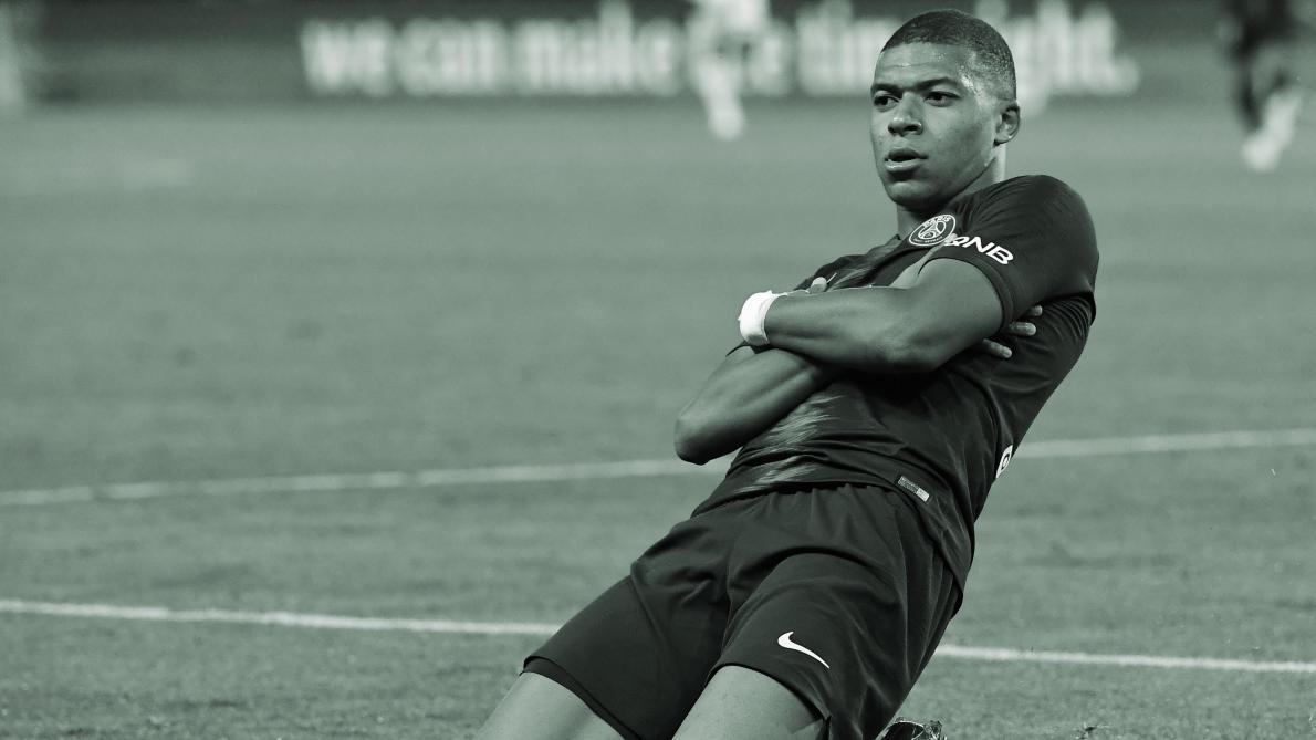 PSG, Mbappé :