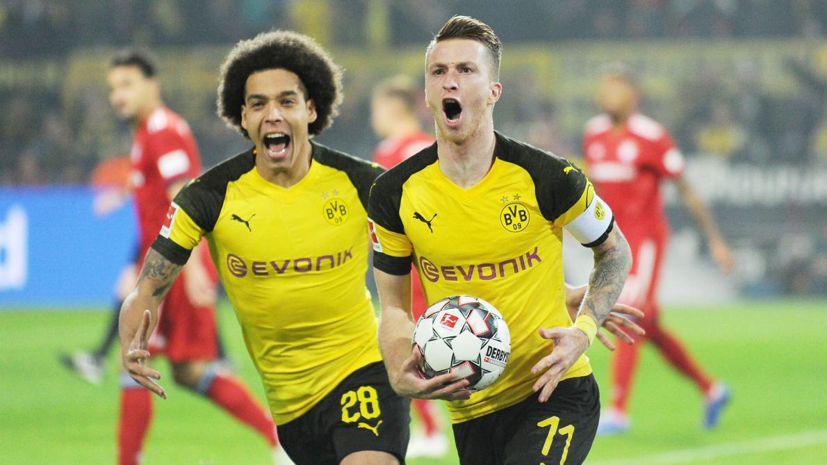 4d616f89d7 Axel Witsel encensé après le Klassiker contre le Bayern Munich: «Il est le  cerveau du Borussia Dortmund» - Le Soir