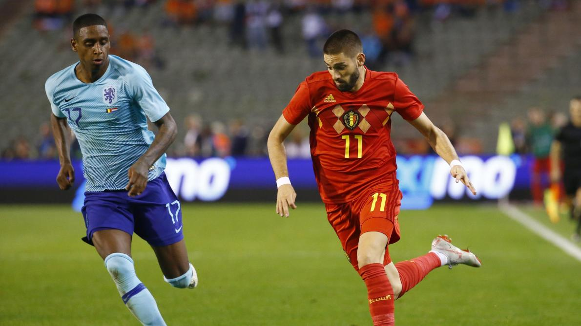 Belgique - Yannick Carrasco bloqué en Chine