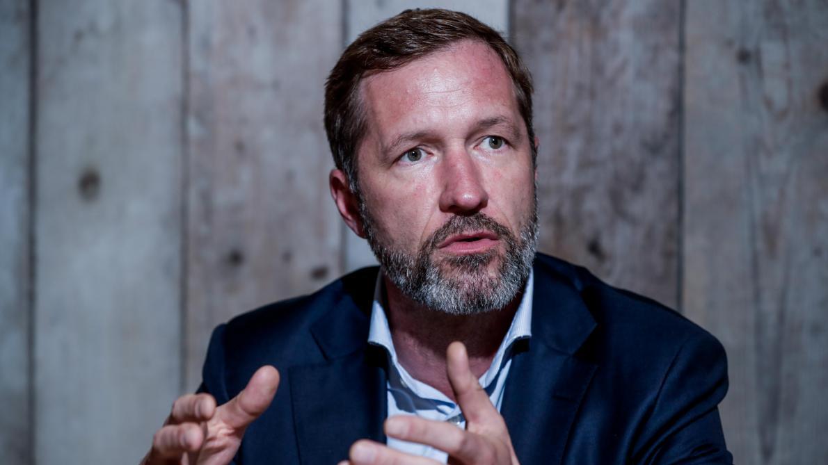 POLITIQUE › Paul Magnette : «Si le PTB arrive en majorité absolue, je déménage!» … LE SOIR