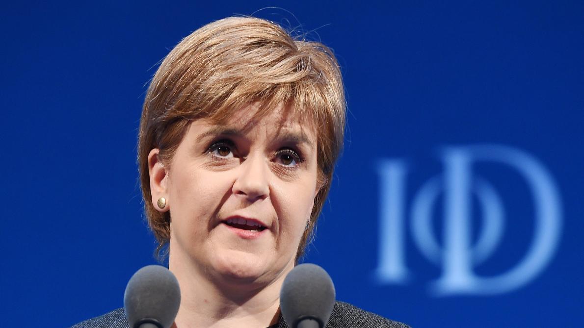 Vers un nouveau référendum en Écosse d'ici mai 2021 selon Sturgeon — Brexit