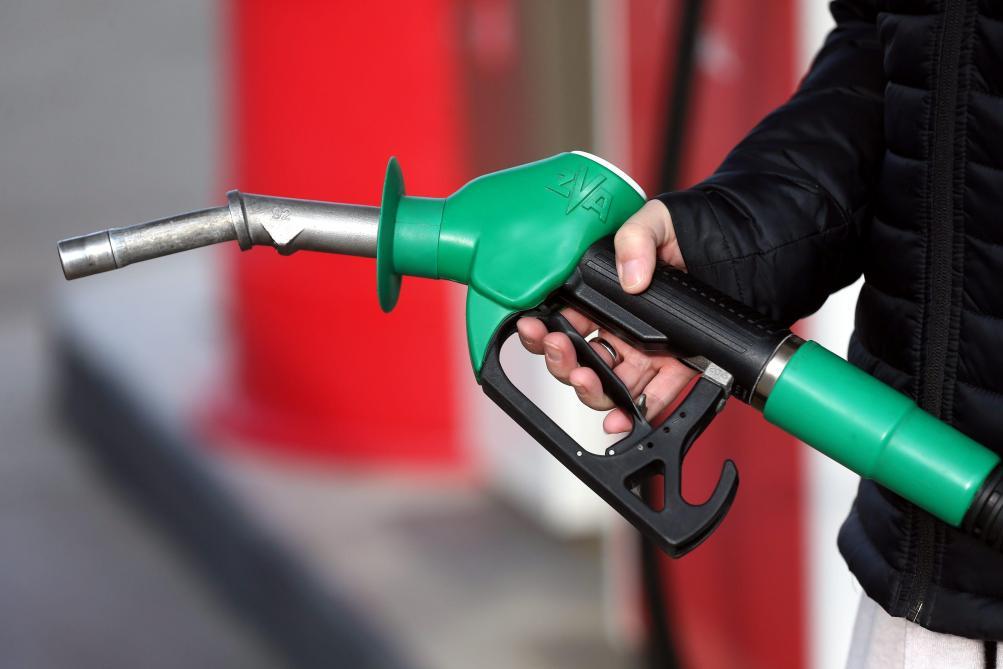 Hausse du prix de l'essence et du diesel à la pompe