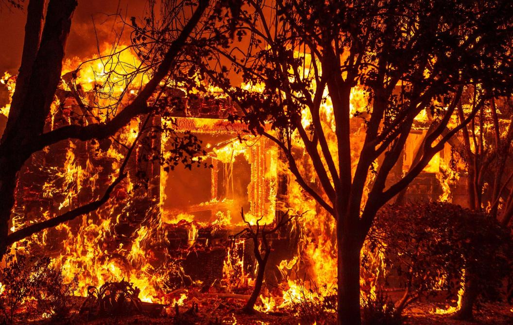 71 morts et plus de 1 000 disparus dans les incendies — Californie