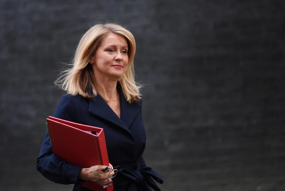 8ea9af2eca5 Brexit  la ministre du Travail britannique annonce sa démission - Le ...