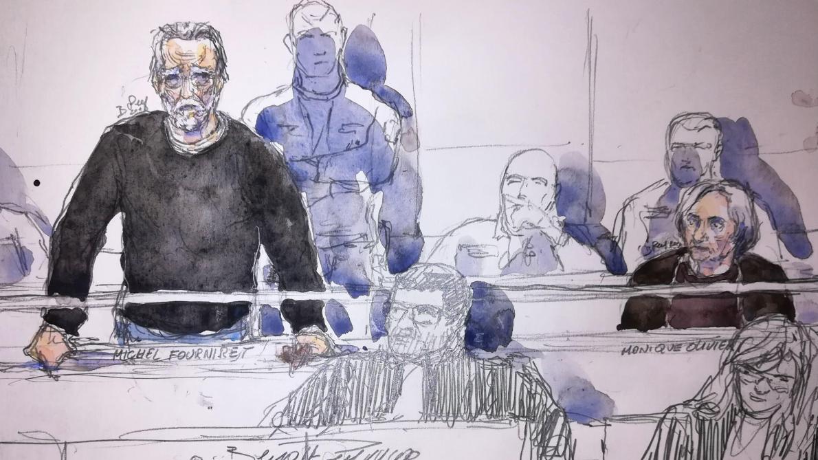 Assassinat de Farida Hammiche : Michel Fourniret condamné à perpétuité
