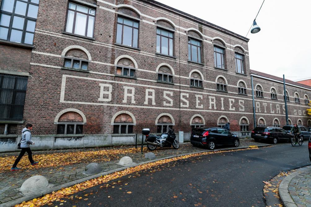 Visite des anciennes brasseries Atlas
