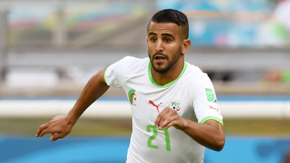 Mahrez envoie l'Algérie au Cameroun - Fil infos - CAN