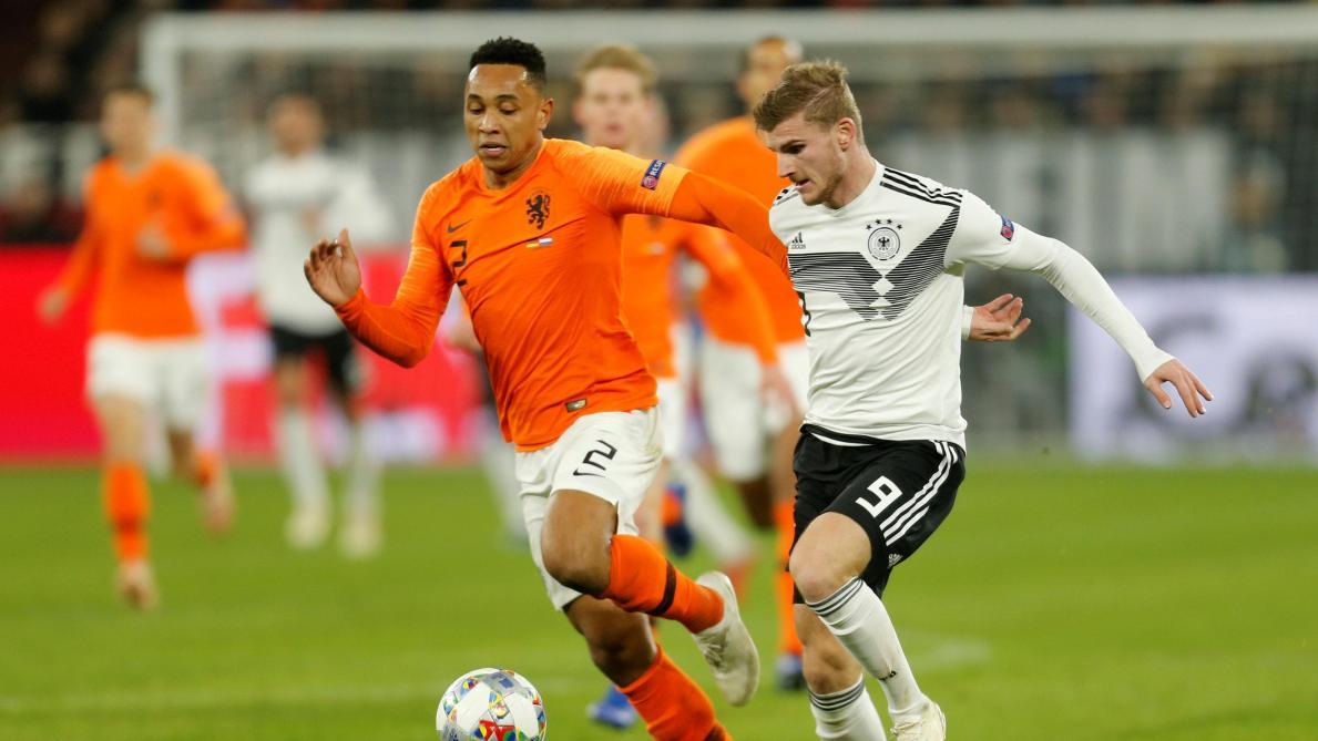 Nations League: les Pays-Bas partagent contre l'Allemagne et se qualifient pour le Final Four, la France éliminée (2-2, vidéos)