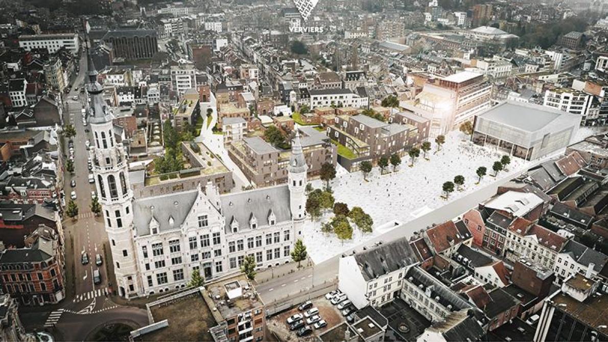 rénovation urbaine verviers
