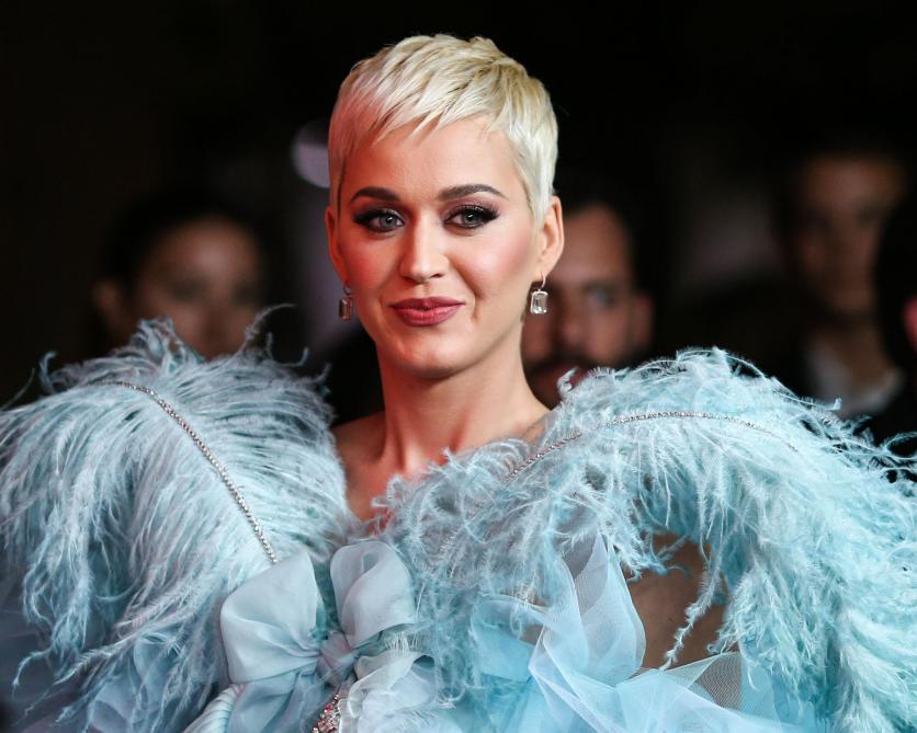 Katy Perry est l'artiste la mieux payée de 2018