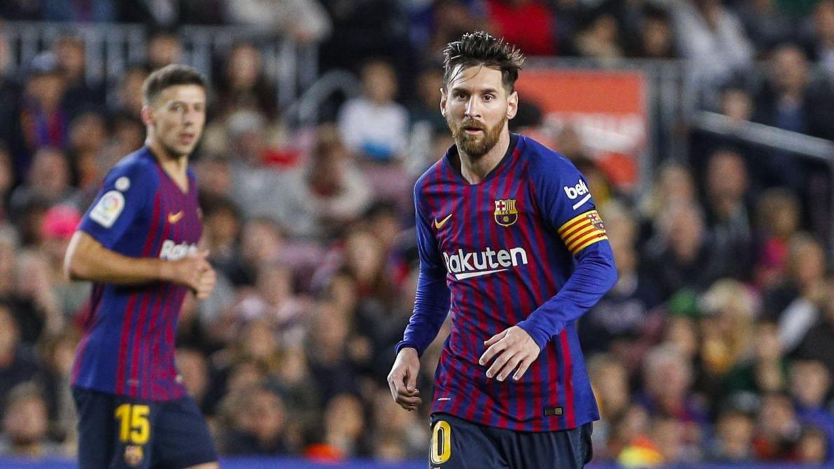 Le onze du Barça pour affronter Eibar