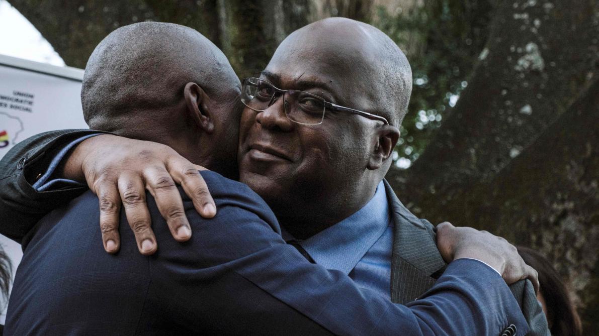 Vital Kamerhe va soutenir Félix Tshisekedi — Présidentielle en RDC
