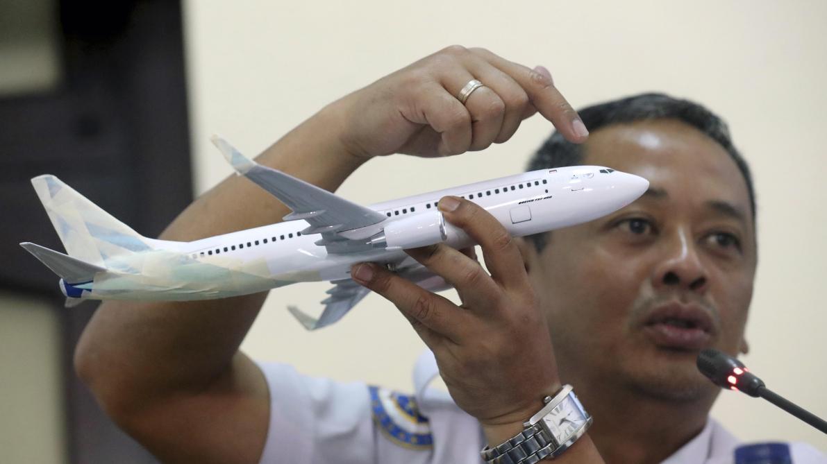 L'appareil n'aurait pas dû voler — Crash en Indonésie