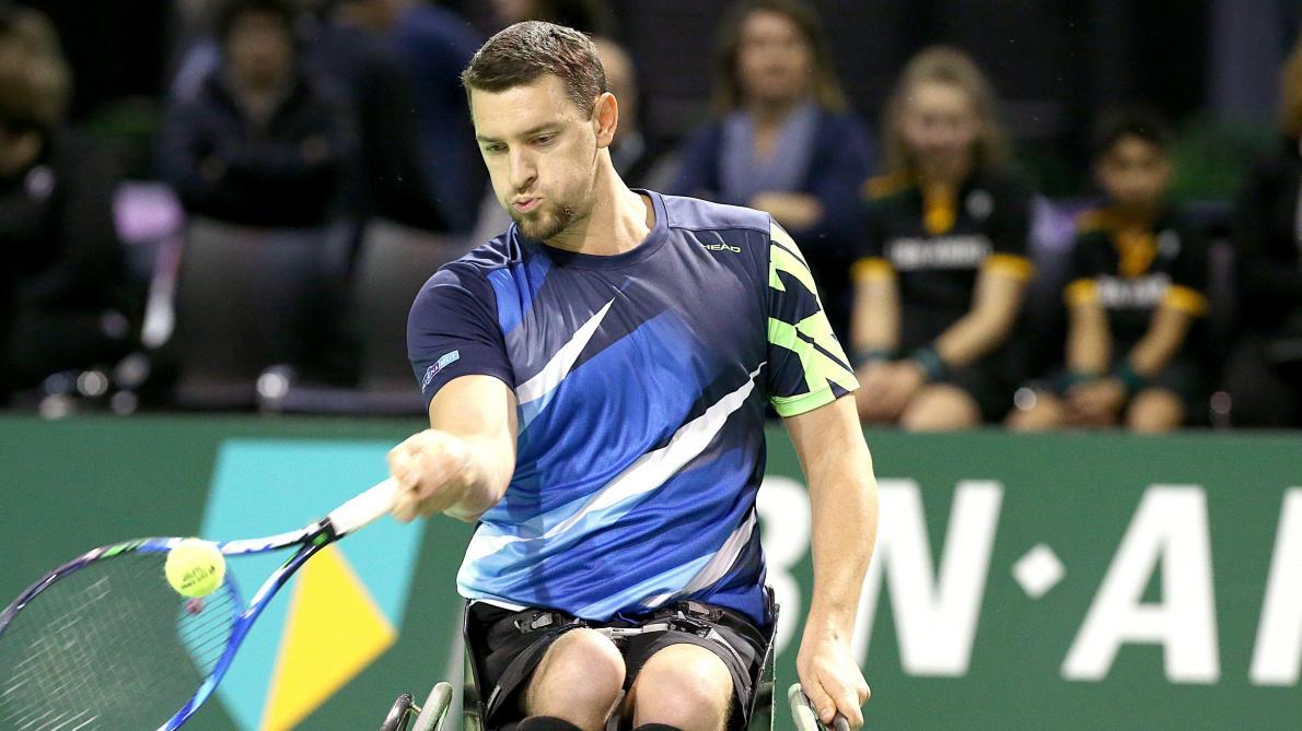 Joachim Gérard remporte son troisième Masters
