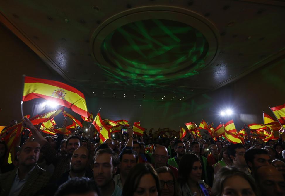 Face à l'extrême droite, l'Espagne n'est plus une exception