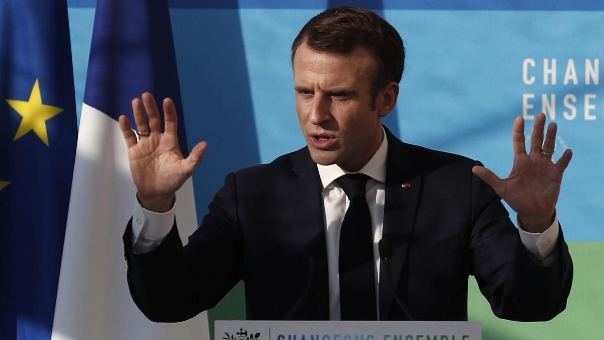 Macron hué lors de sa visite au Puy-en-Velay
