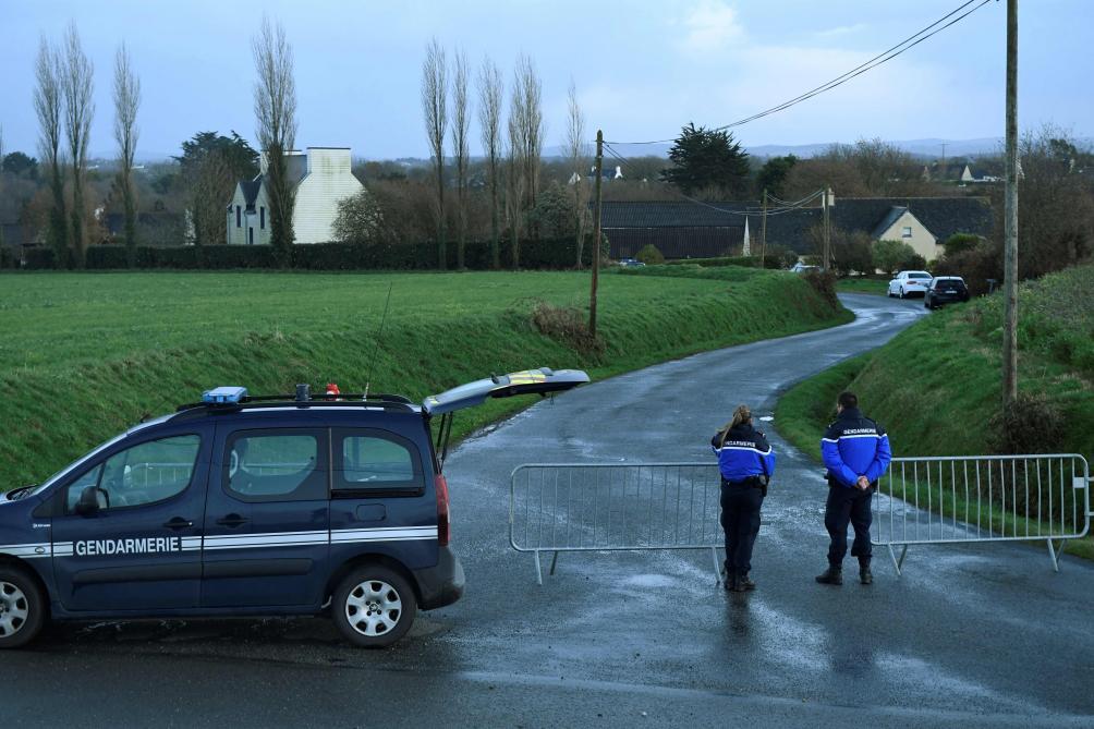 Finistère: quatre membres d'une même famille retrouvés morts dans leur maison