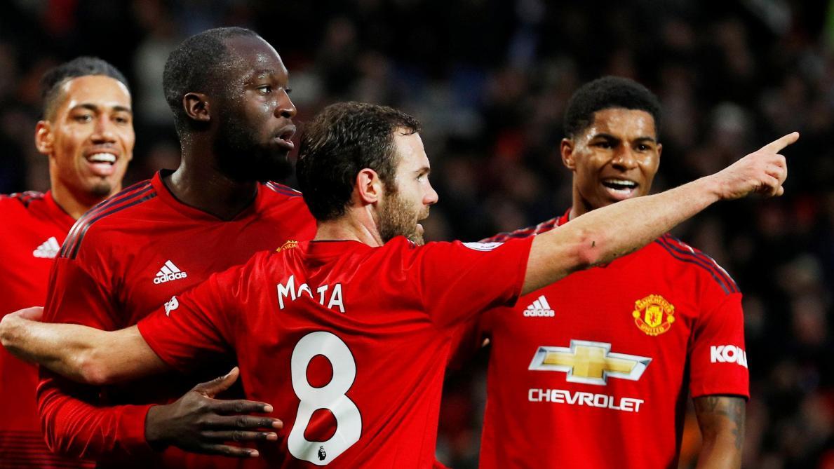Romelu Lukaku prêt à partir — Manchester United