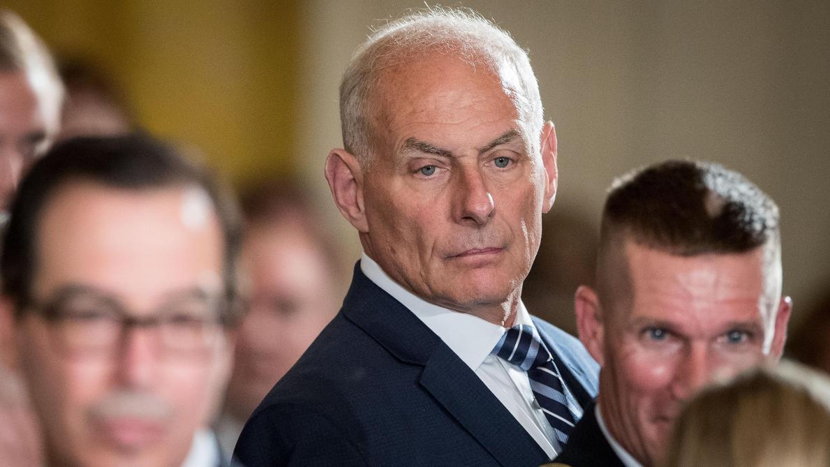 John Kelly démissionnera dans les prochains jours